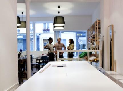 « Brin de cousette », l'endroit cosy et convivial pour coudre à Paris