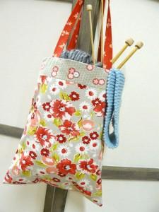 sac, 2 mains pour créer