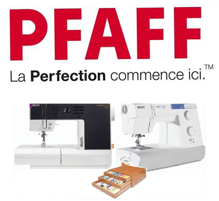 PFAFF lots concours
