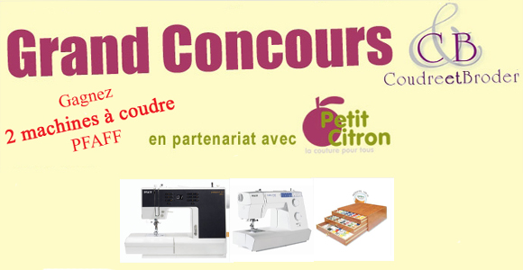 Concours CoudreetBroder.com