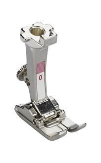 Les pieds de biche pour les machines Bernina, les vidéos sur www.coudreetbroder.com
