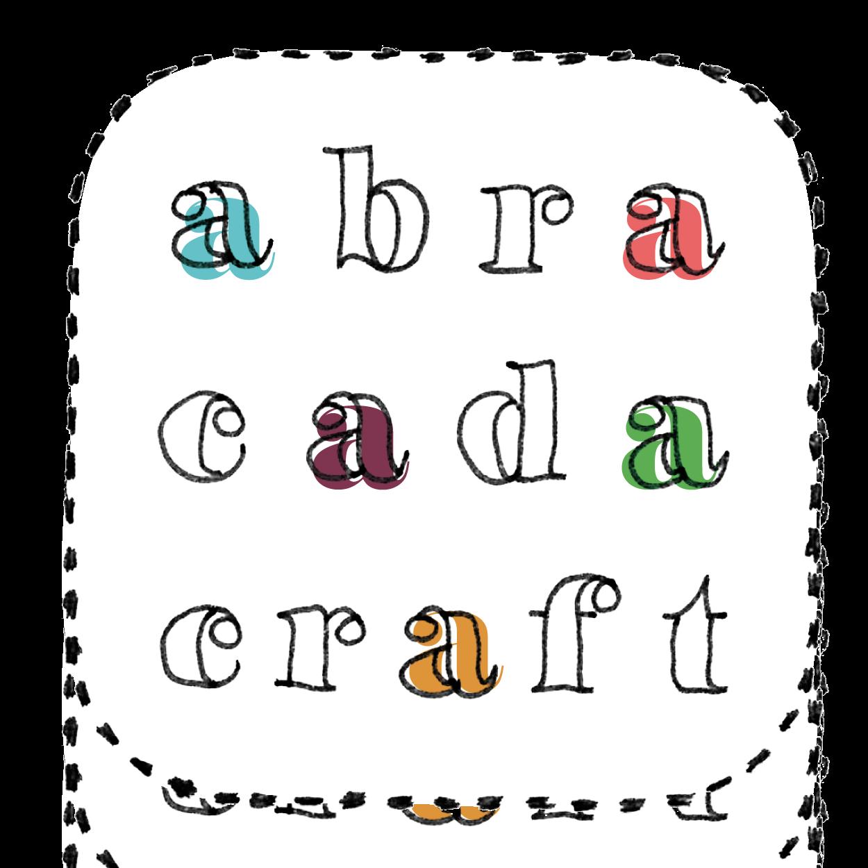 Abracadacraft, le concentré des blogs créatifs