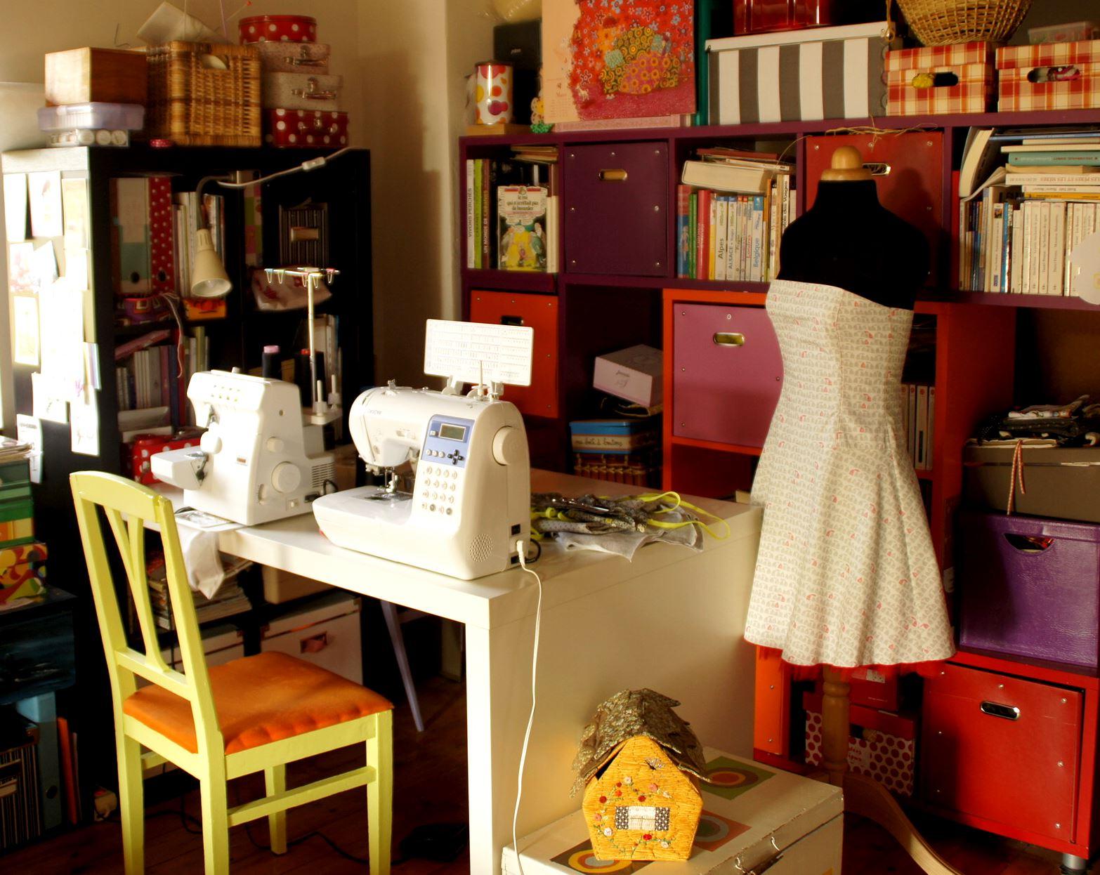 Un blog et un livre de couture pleins d'astuces, merci «Des étoiles et des Pois» !