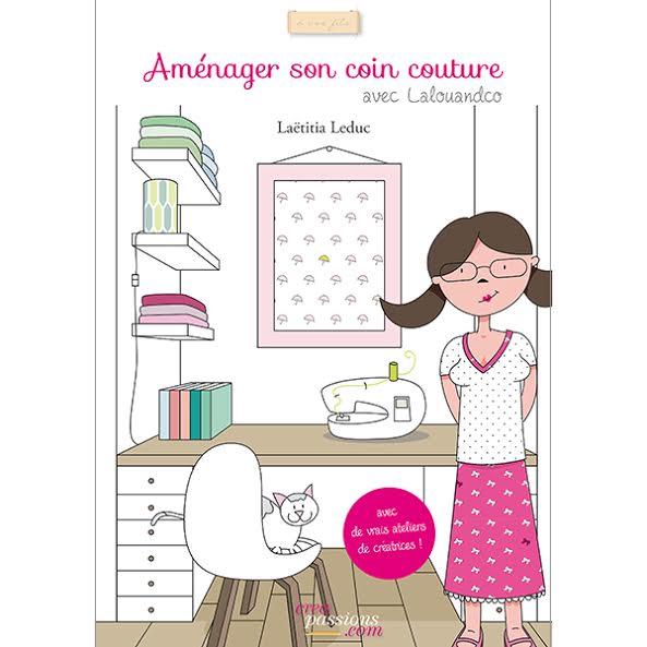 Lalouandco.fr,  le blog d'une partageuse douée et pleine d'idées couture!