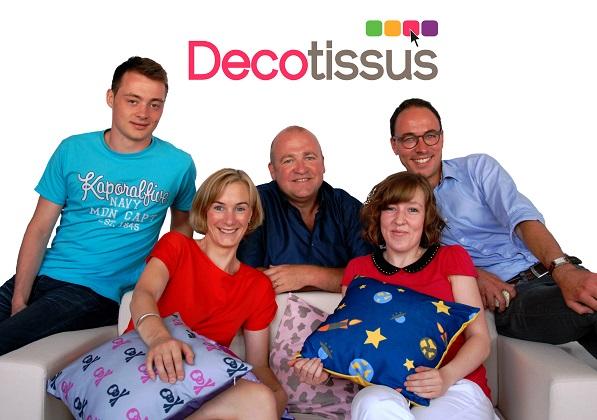 Créer votre propre tissu avec Déco-tissus.com !