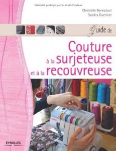 livre surjeteuse Christelle Beneytout