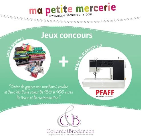 Concours mapetitemercerie.com
