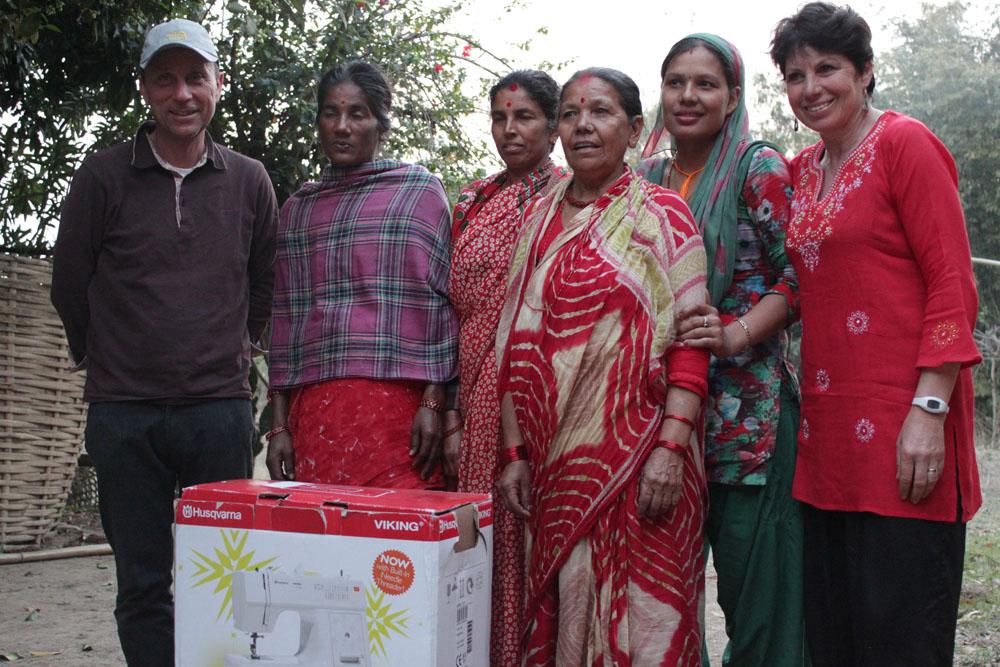 ADY/Coudreetbroder.com soutient les sentiers du Yack au Népal !
