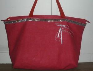 grand sac La Roulotine