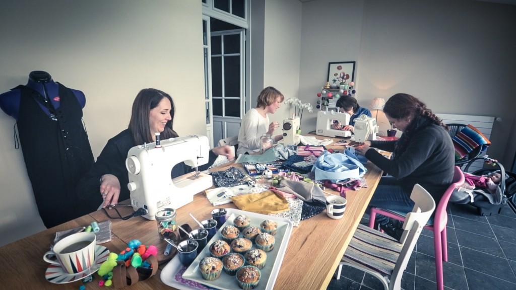 Atelier couture Akomina