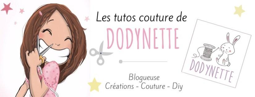 Les tutos couture de Dodynette, une très jolie aventure !
